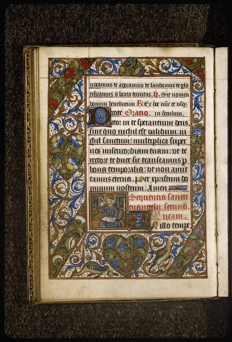 Lyon, Bibl. mun., ms. Palais des Arts 038, f. 016v - vue 1