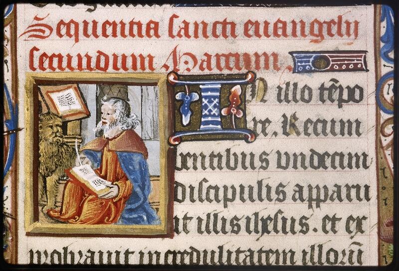 Lyon, Bibl. mun., ms. Palais des Arts 038, f. 019v - vue 2