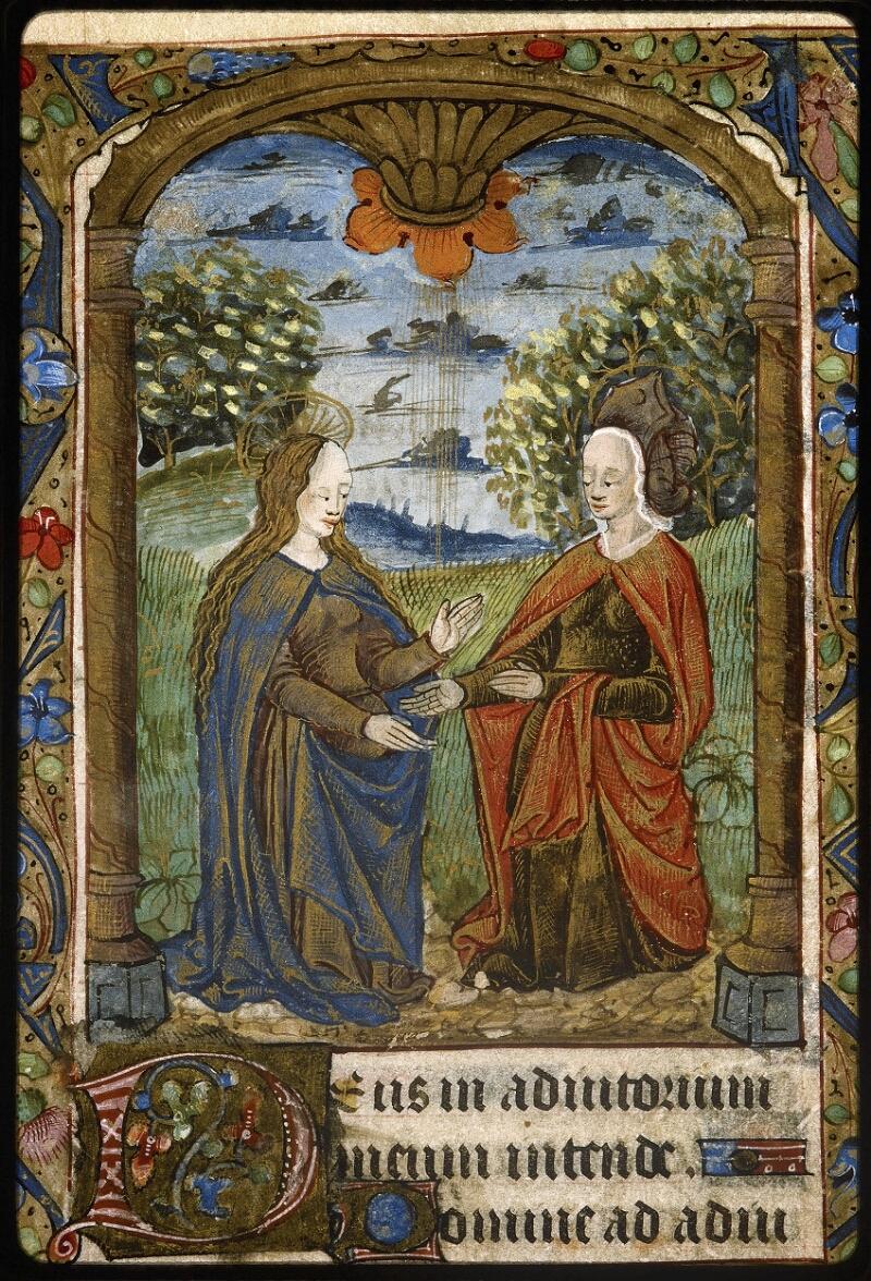 Lyon, Bibl. mun., ms. Palais des Arts 038, f. 031 - vue 2