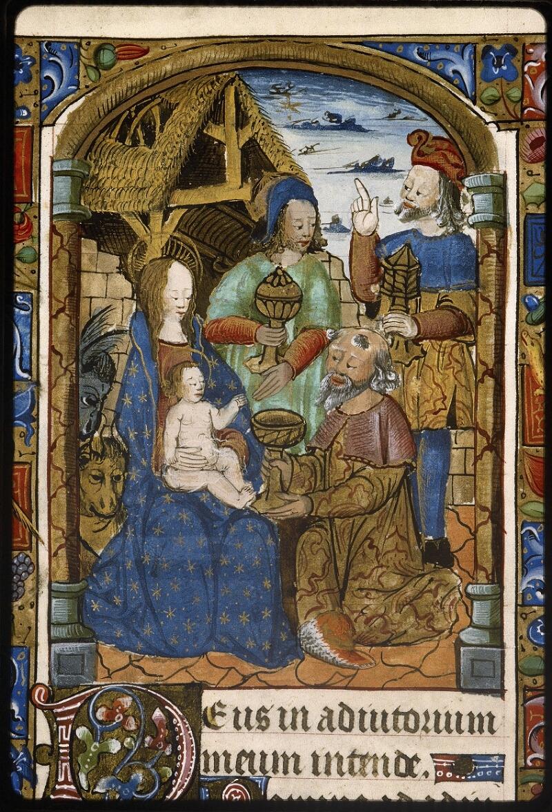 Lyon, Bibl. mun., ms. Palais des Arts 038, f. 051v - vue 2