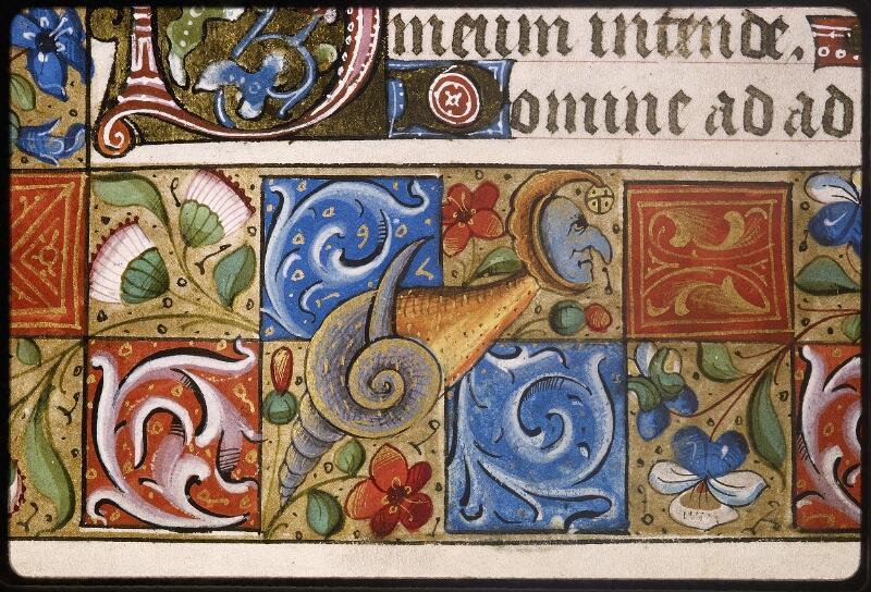 Lyon, Bibl. mun., ms. Palais des Arts 038, f. 051v - vue 3