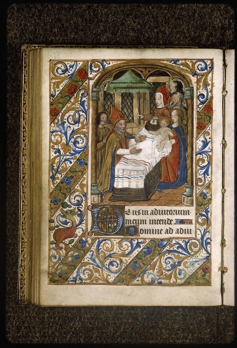 Lyon, Bibl. mun., ms. Palais des Arts 038, f. 055v - vue 1