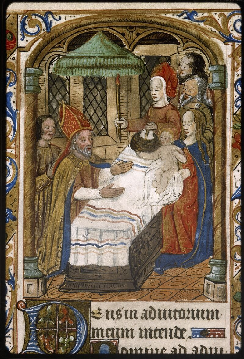 Lyon, Bibl. mun., ms. Palais des Arts 038, f. 055v - vue 2