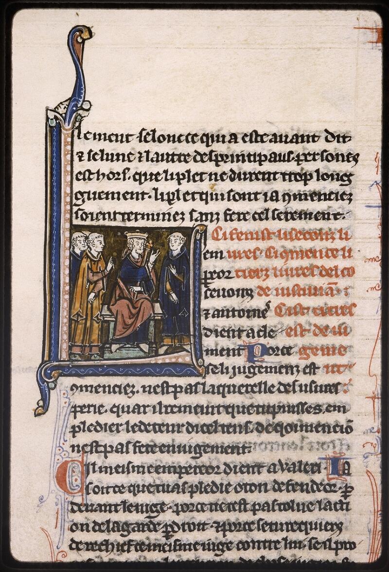 Lyon, Bibl. mun., ms. Palais des Arts 043, f. 056v - vue 2