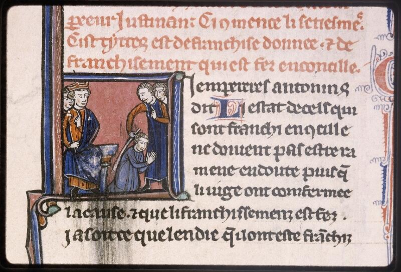 Lyon, Bibl. mun., ms. Palais des Arts 043, f. 196 - vue 2