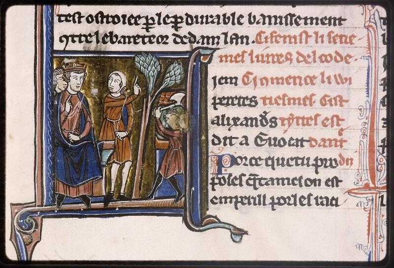 Lyon, Bibl. mun., ms. Palais des Arts 043, f. 230 - vue 2