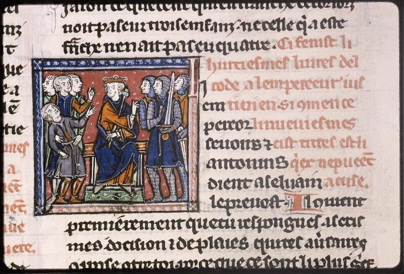 Lyon, Bibl. mun., ms. Palais des Arts 043, f. 257v
