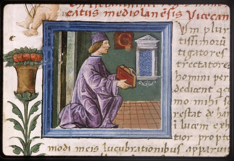 Lyon, Bibl. mun., ms. Palais des Arts 047, f. 003 - vue 4