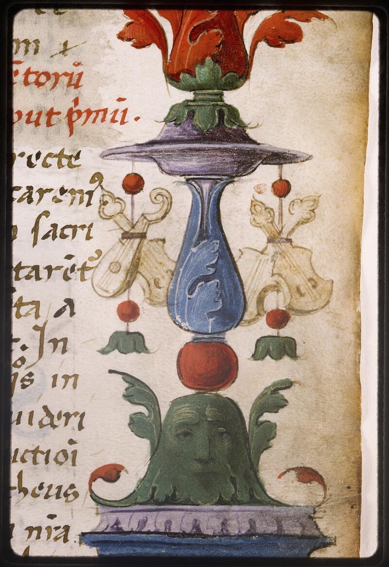 Lyon, Bibl. mun., ms. Palais des Arts 047, f. 003 - vue 6