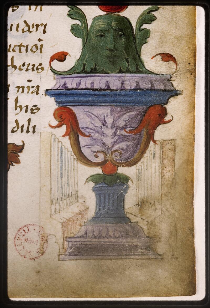 Lyon, Bibl. mun., ms. Palais des Arts 047, f. 003 - vue 7
