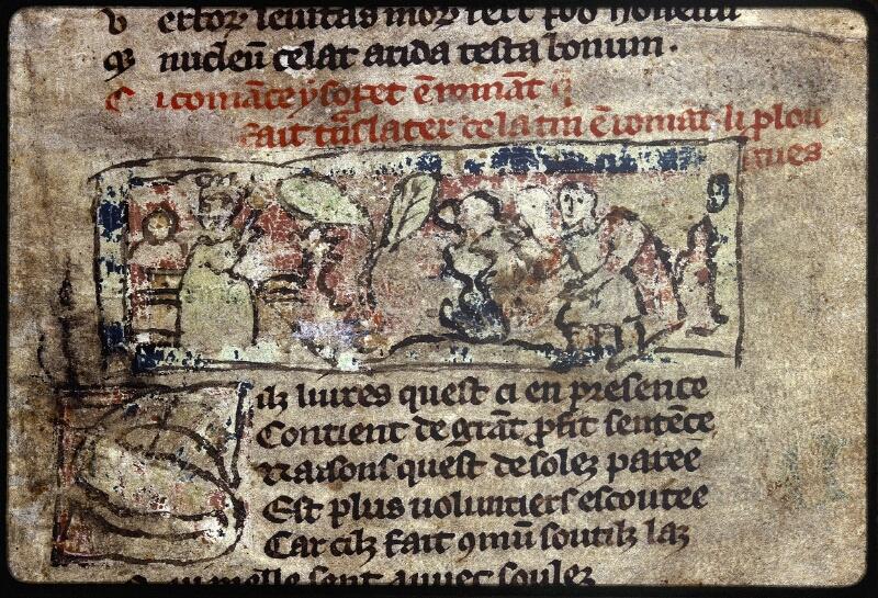 Lyon, Bibl. mun., ms. Palais des Arts 057, f. 001 - vue 2