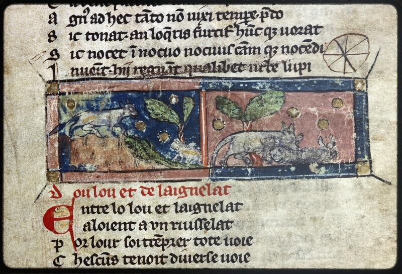 Lyon, Bibl. mun., ms. Palais des Arts 057, f. 003 - vue 2
