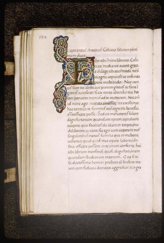Lyon, Bibl. mun., ms. Palais des Arts 322, p. 132