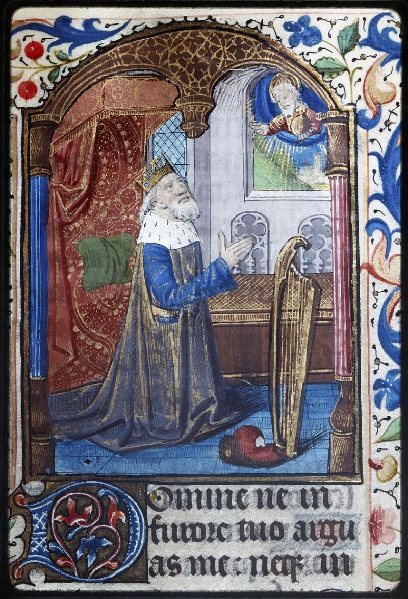 Lyon, Bibl. mun., ms. Palais des Arts 335, f. 013 - vue 2