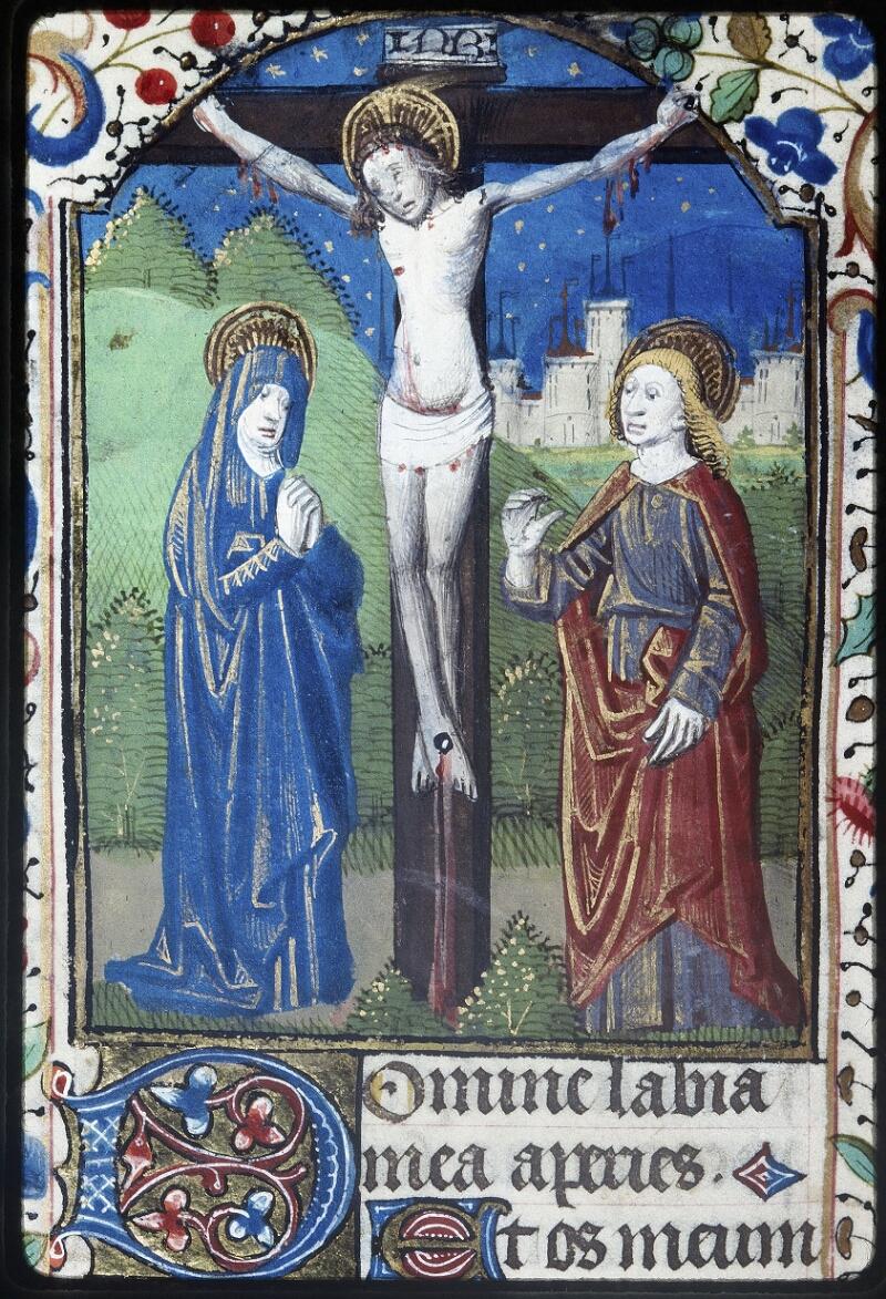 Lyon, Bibl. mun., ms. Palais des Arts 335, f. 033v - vue 2