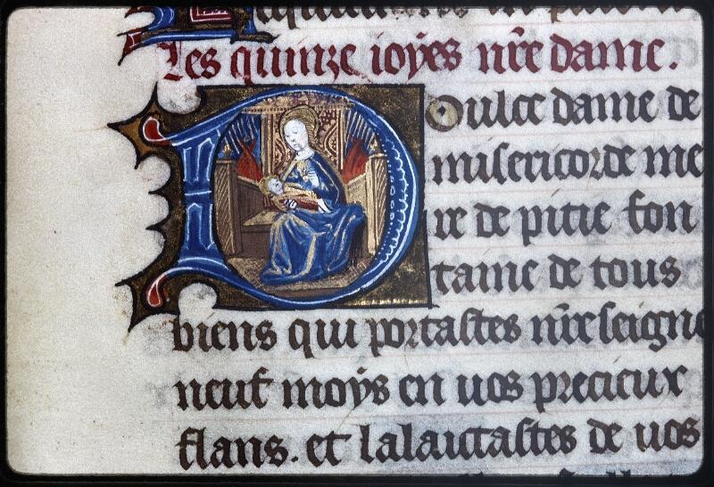 Lyon, Bibl. mun., ms. Palais des Arts 335, f. 098 - vue 2