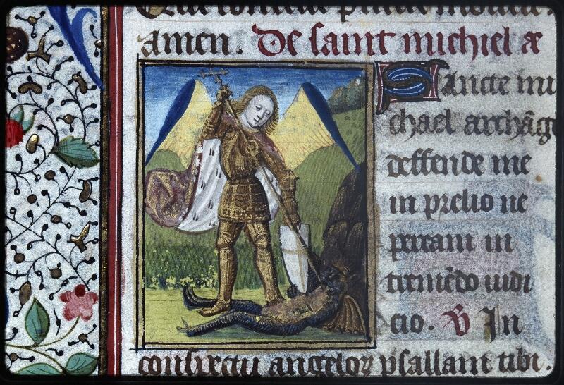 Lyon, Bibl. mun., ms. Palais des Arts 335, f. 106v - vue 2