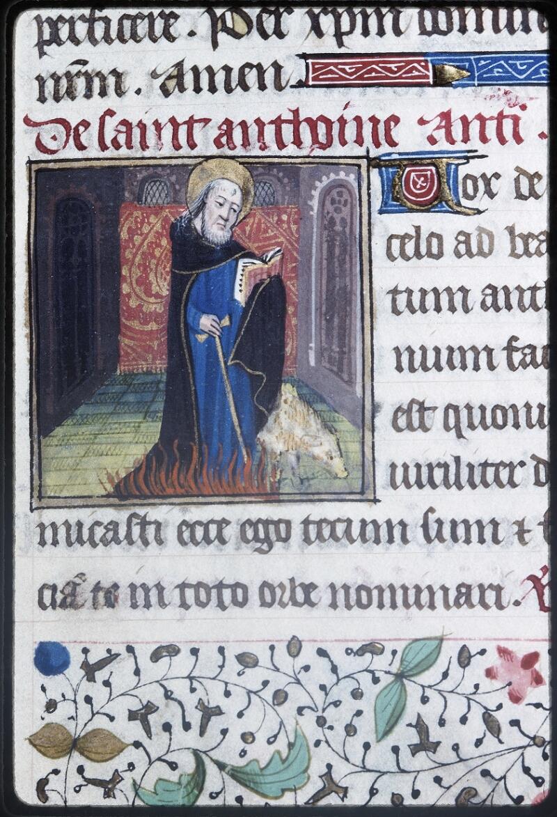 Lyon, Bibl. mun., ms. Palais des Arts 335, f. 109 - vue 2