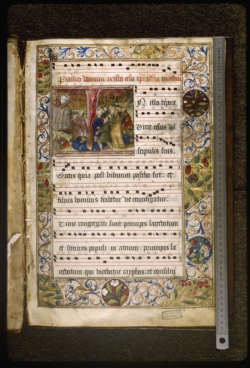 Lyon, Bibl. mun., ms. Palais des Arts 348, f. 002 - vue 1