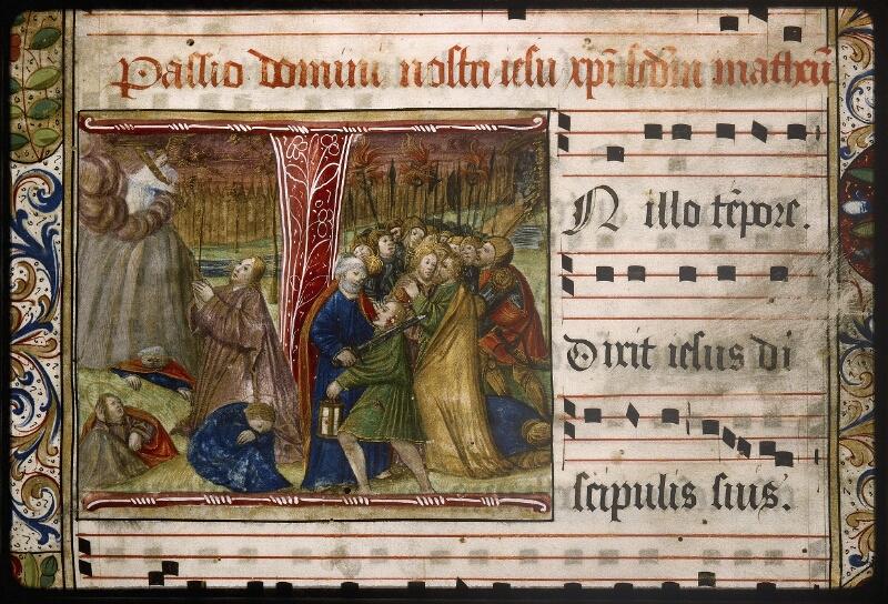 Lyon, Bibl. mun., ms. Palais des Arts 348, f. 002 - vue 3