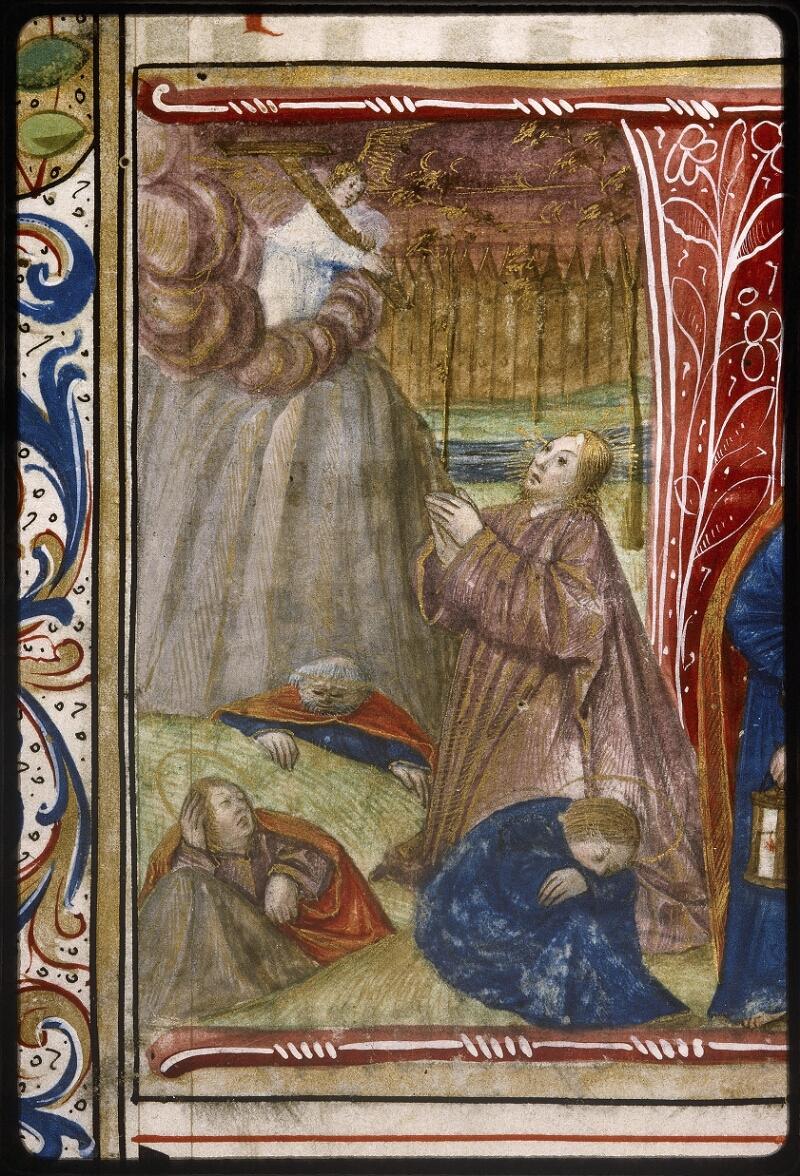 Lyon, Bibl. mun., ms. Palais des Arts 348, f. 002 - vue 4