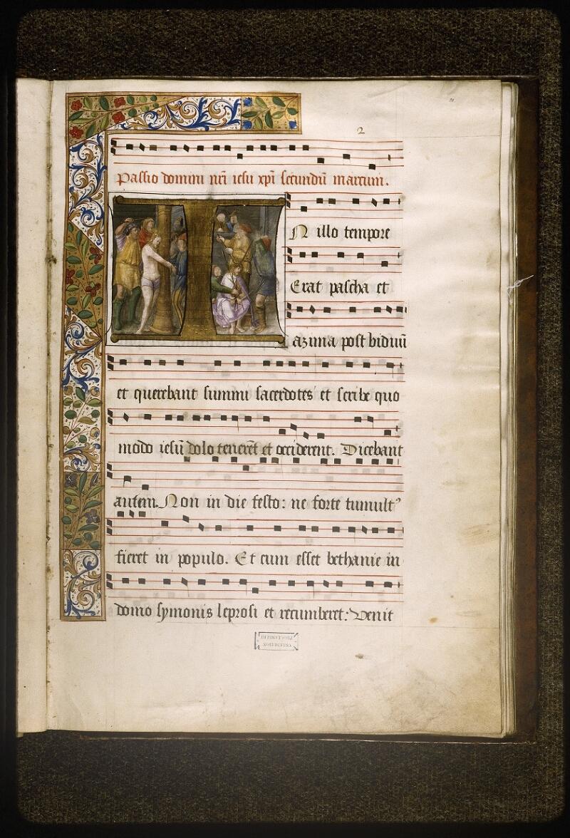 Lyon, Bibl. mun., ms. Palais des Arts 348, f. 021 - vue 1