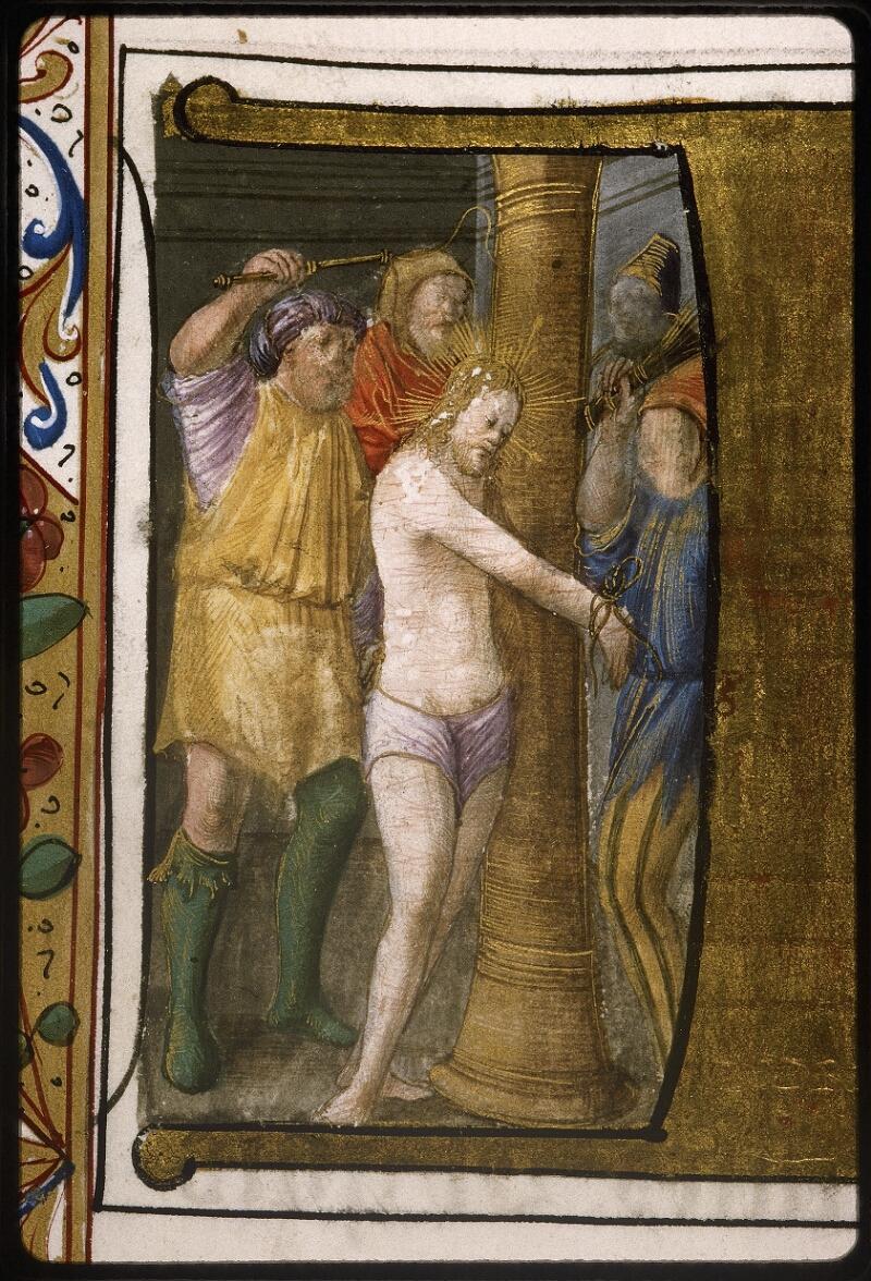 Lyon, Bibl. mun., ms. Palais des Arts 348, f. 021 - vue 3