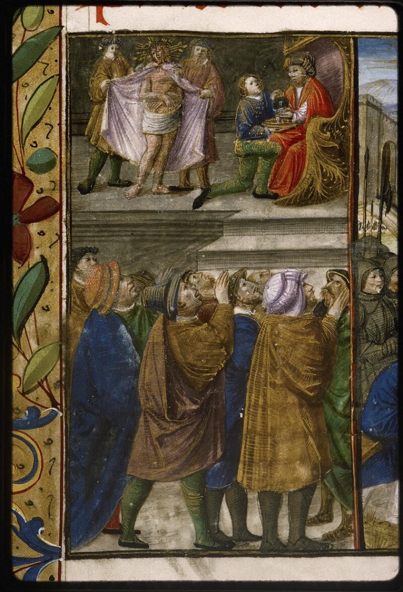 Lyon, Bibl. mun., ms. Palais des Arts 348, f. 037 - vue 3