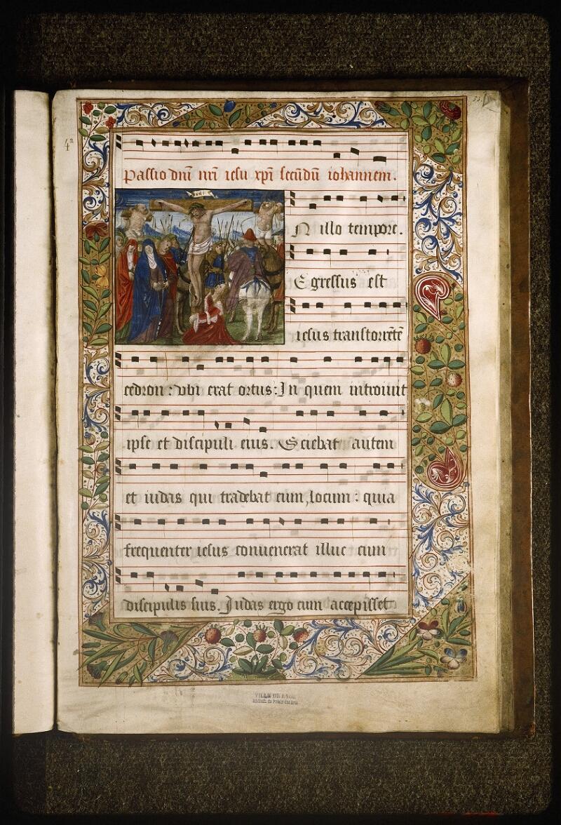 Lyon, Bibl. mun., ms. Palais des Arts 348, f. 053 - vue 1