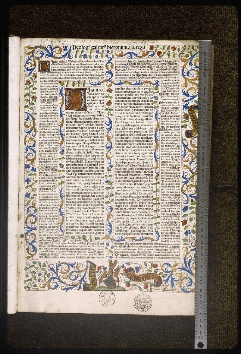 Lyon, Bibl. mun., inc. 0021 - vue 01