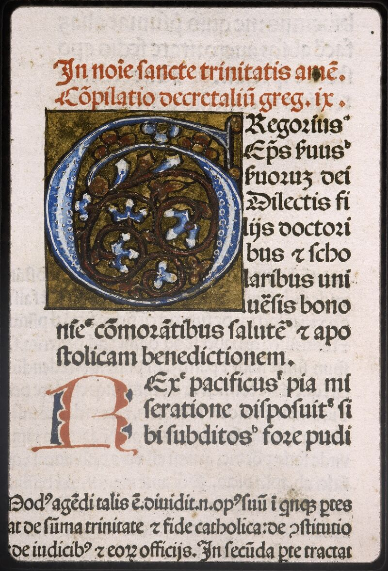 Lyon, Bibl. mun., inc. 0044, f. a 3 - vue 3
