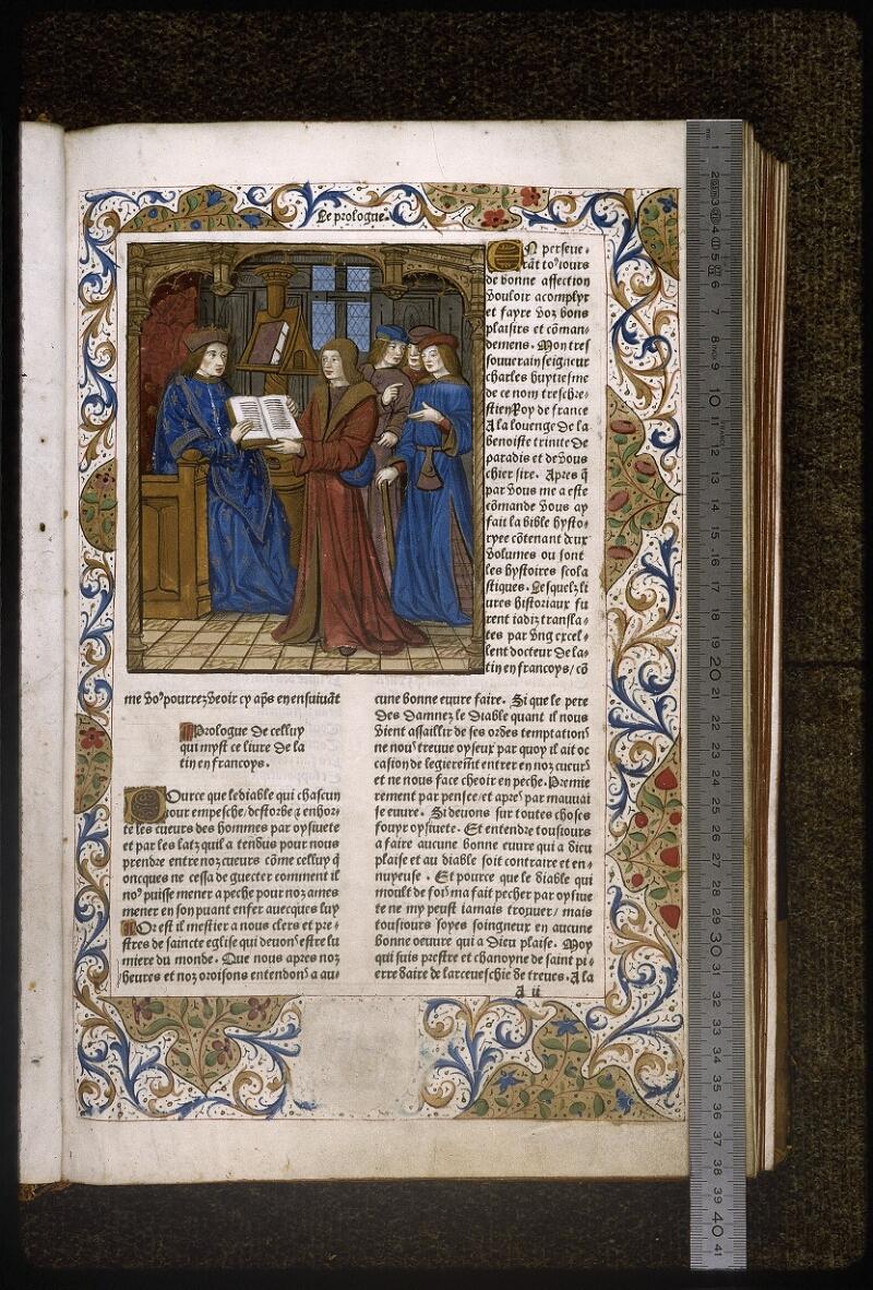 Lyon, Bibl. mun., inc. 0057, f. 000a 2 - vue 1