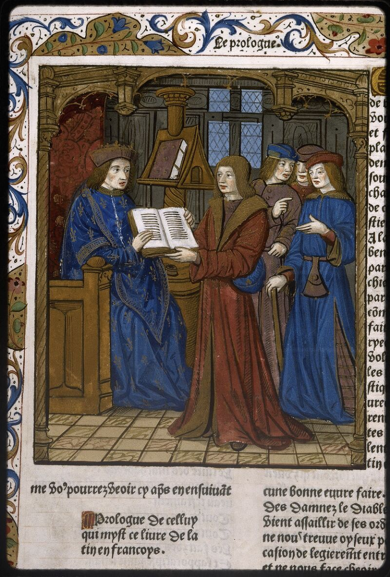 Lyon, Bibl. mun., inc. 0057, f. 000a 2 - vue 3