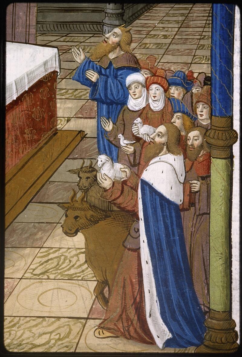 Lyon, Bibl. mun., inc. 0057, f. 087 - vue 3
