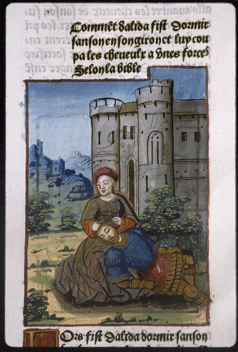 Lyon, Bibl. mun., inc. 0057, f. 157