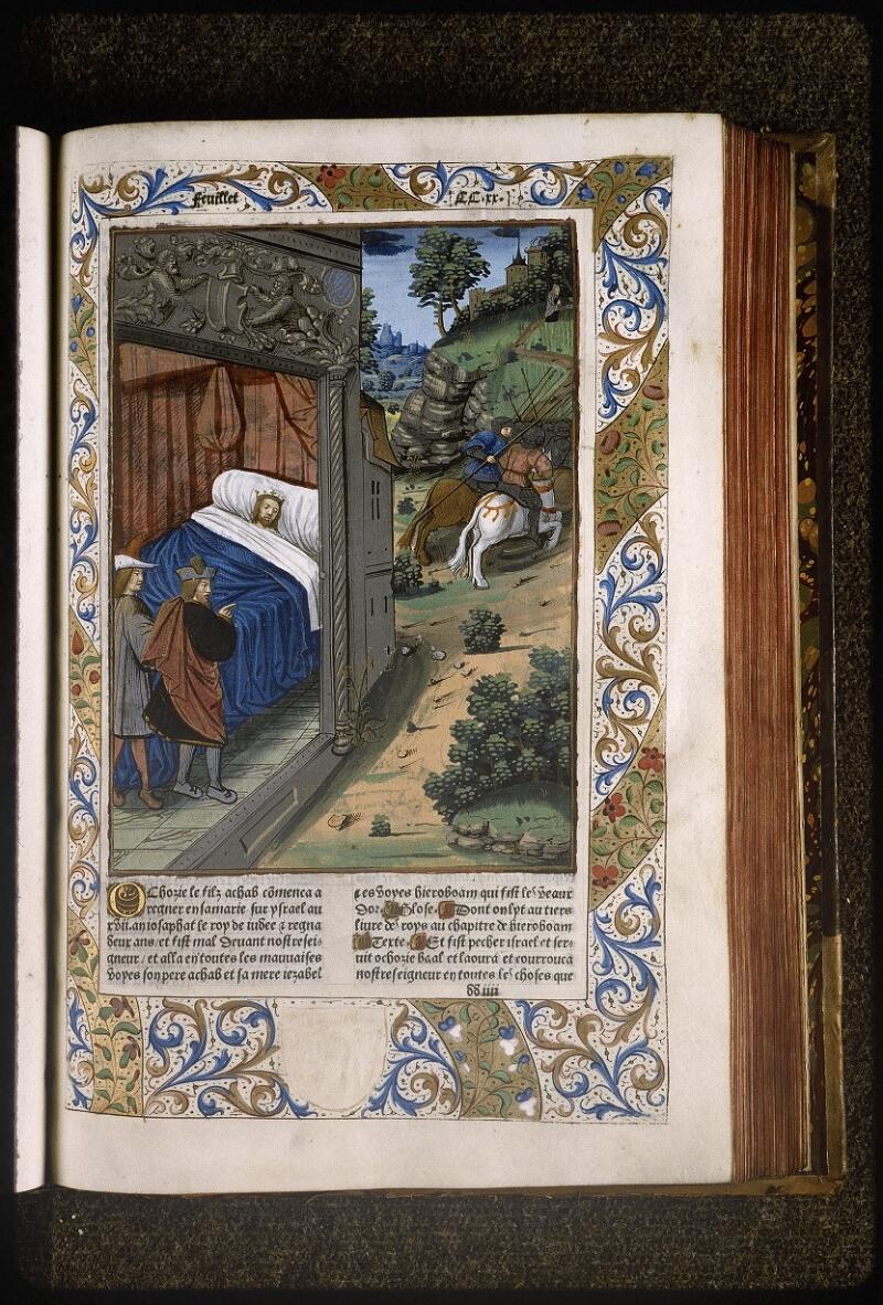Lyon, Bibl. mun., inc. 0057, f. 220 - vue 1