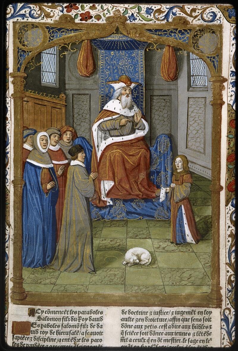 Lyon, Bibl. mun., inc. 0058, f. 001 - vue 3