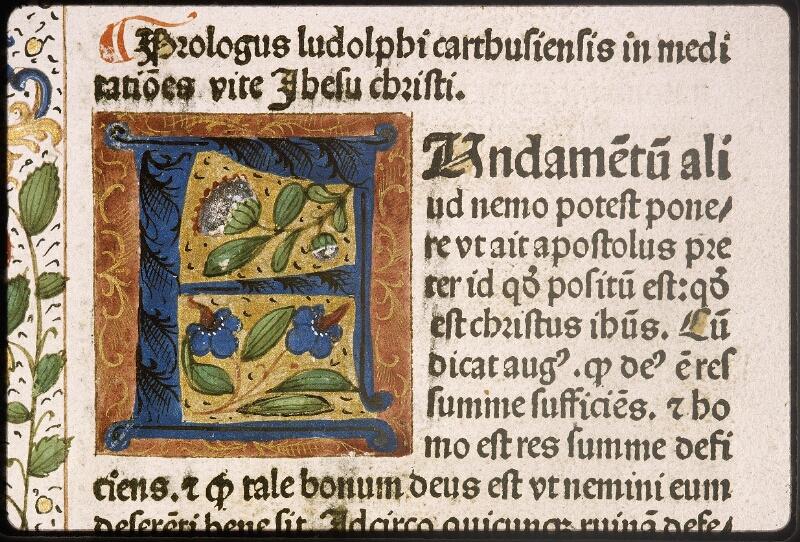 Lyon, Bibl. mun., inc. 0076, f. a 1 - vue 3