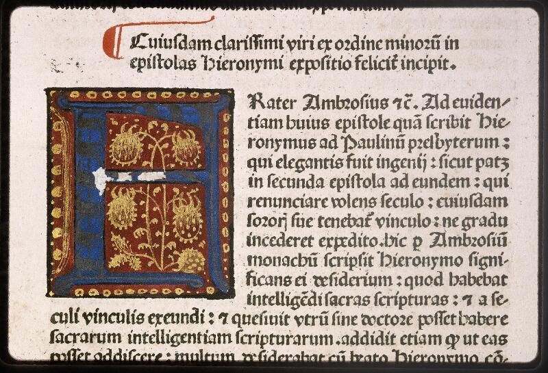 Lyon, Bibl. mun., inc. 0077, f. 002v