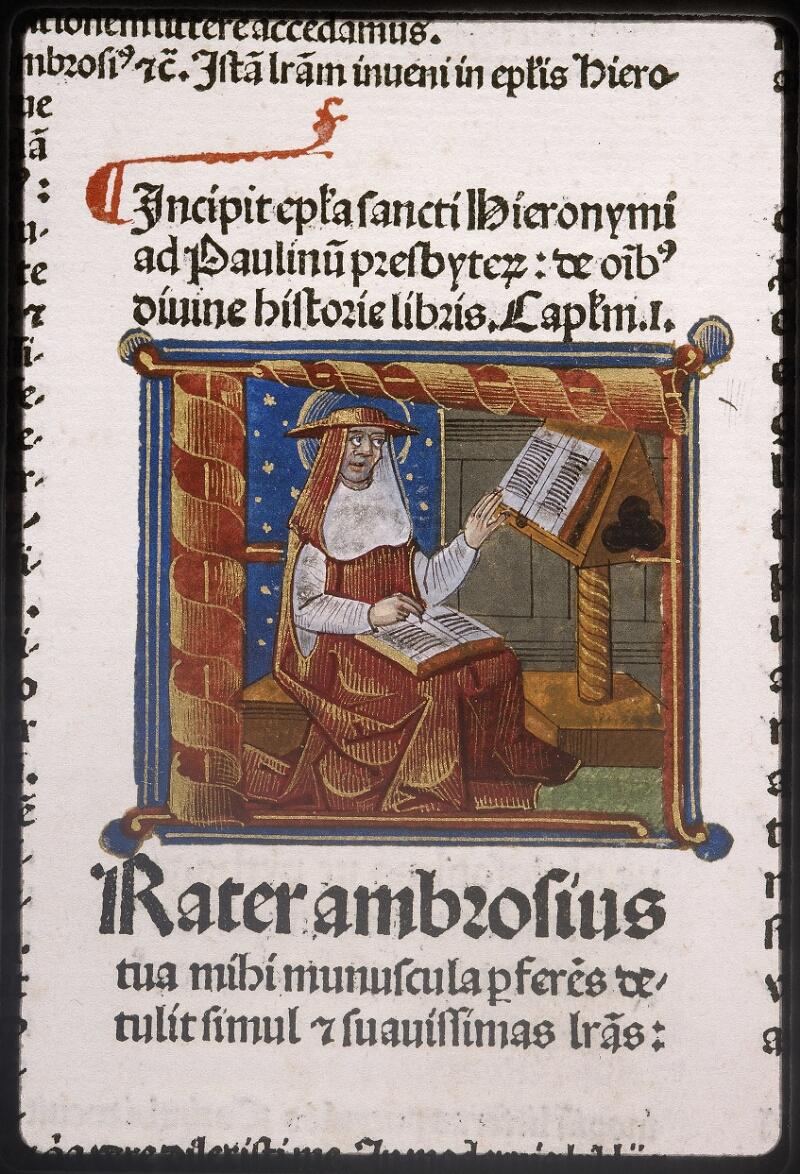 Lyon, Bibl. mun., inc. 0077, f. 003 - vue 2
