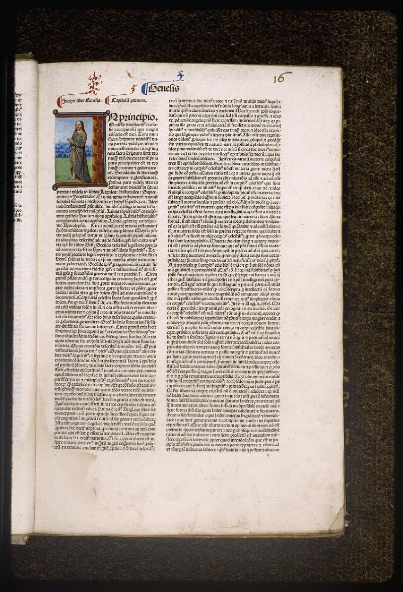 Lyon, Bibl. mun., inc. 0077, f. 016 - vue 1