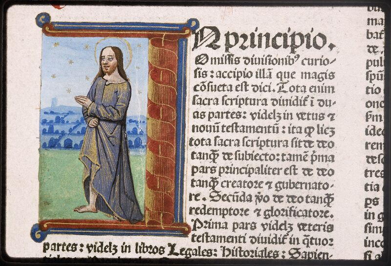 Lyon, Bibl. mun., inc. 0077, f. 016 - vue 2