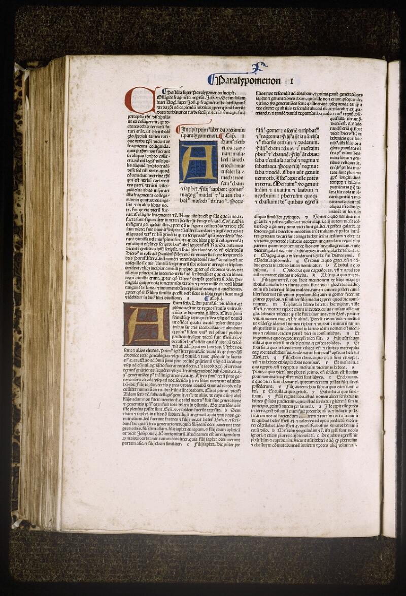 Lyon, Bibl. mun., inc. 0077, f. 309v