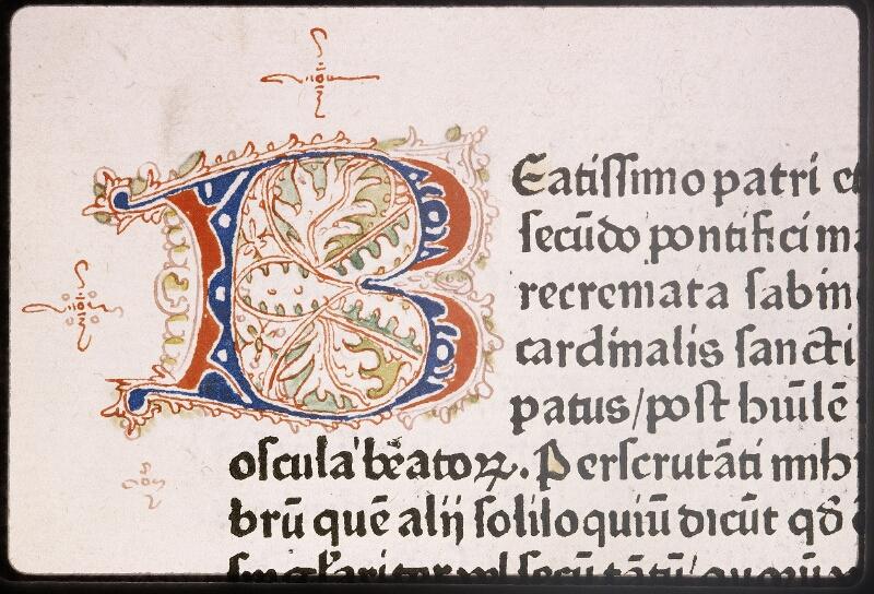 Lyon, Bibl. mun., inc. 0146, f. A - vue 2