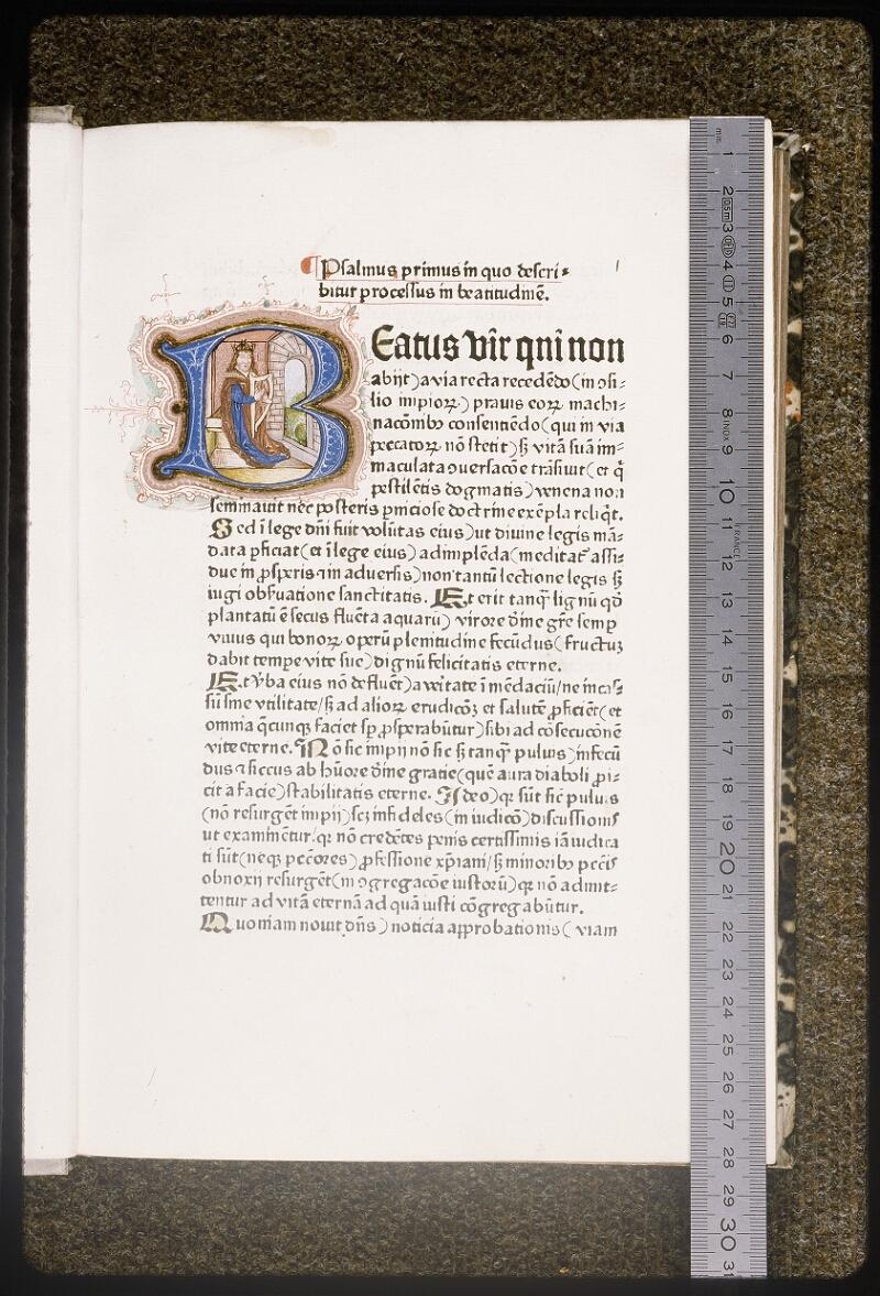 Lyon, Bibl. mun., inc. 0146, p. 001 - vue 1