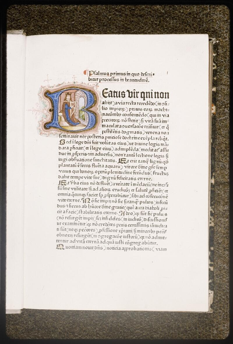 Lyon, Bibl. mun., inc. 0146, p. 001 - vue 2