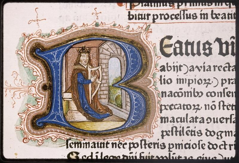 Lyon, Bibl. mun., inc. 0146, p. 001 - vue 3