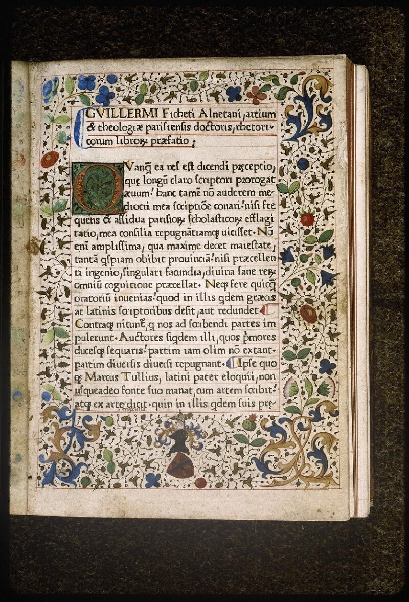 Lyon, Bibl. mun., inc. 0371, f. 001 - vue 2