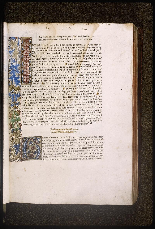 Lyon, Bibl. mun., inc. 0395, cahier 3 - vue 2