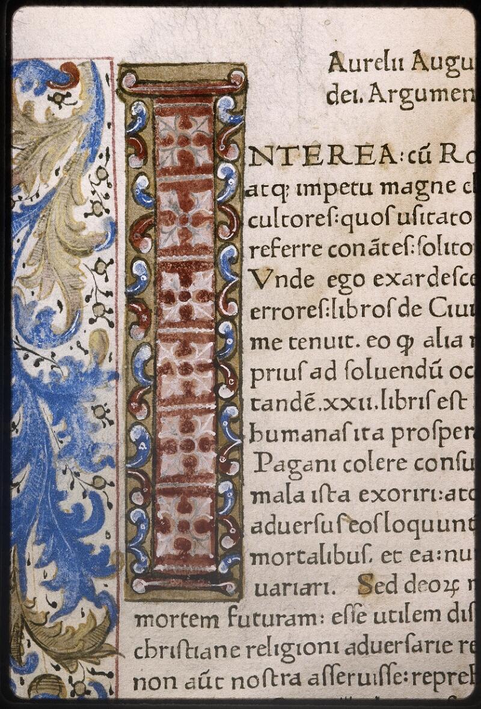 Lyon, Bibl. mun., inc. 0395, cahier 3 - vue 3